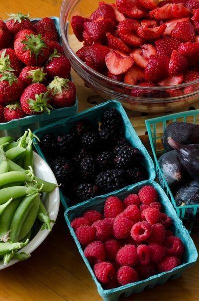 Farm Fresh Fruit and Vegetables