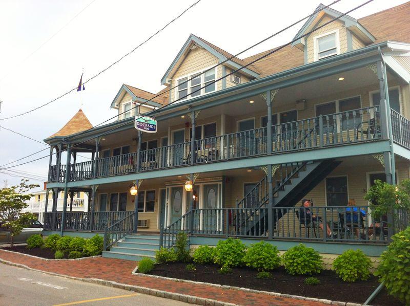 The Dockside Inn, Oak Bluffs, Martha's Vineyard