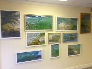 Framer's Framer Gallery Chatham, MA - Wave Photos by Claudia Ward
