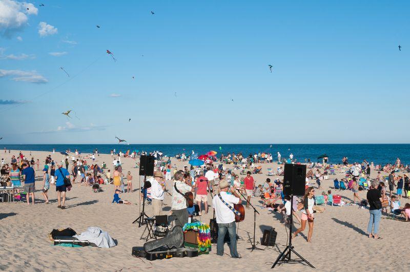 Dan's Papers Kite Fly - Jim Turner Band