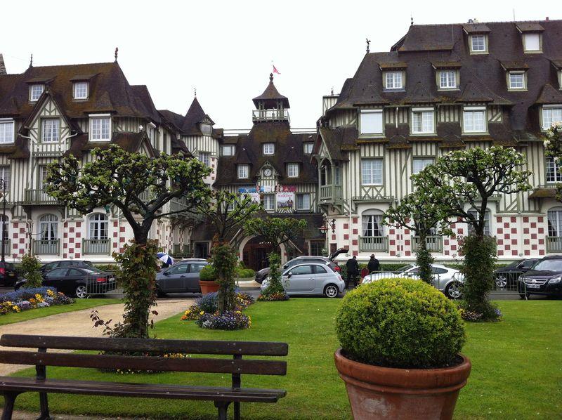 Normandy Barrière Deauville France