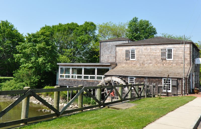 The Water Mill Museum