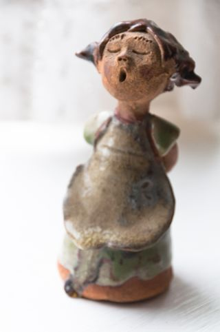 Figurine © 2013 Claudia Ward
