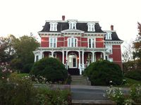 The Blomidon Inn, Wolfville, Nova Scotia