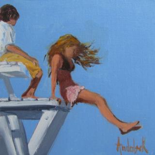 """The Babysitter"" by Barbara Andolsek"