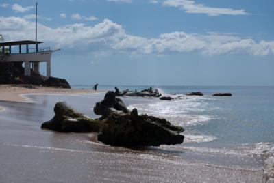 Corcega Beach, Rincon, Puerto Rico © 2013 Claudia Ward
