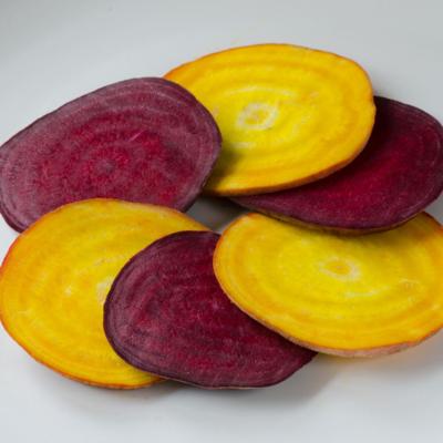 Sliced Fresh Beets © 2014 Peter Tooker