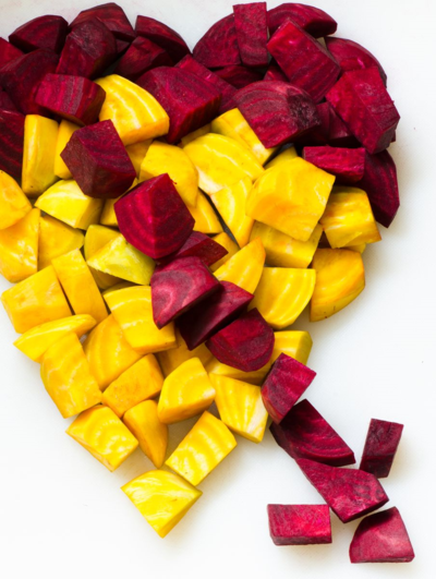 A Heart of Beets © 2014 Peter Tooker