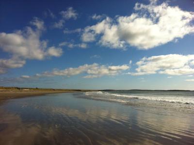 Nova Scotia Beach © 2013 Claudia Ward