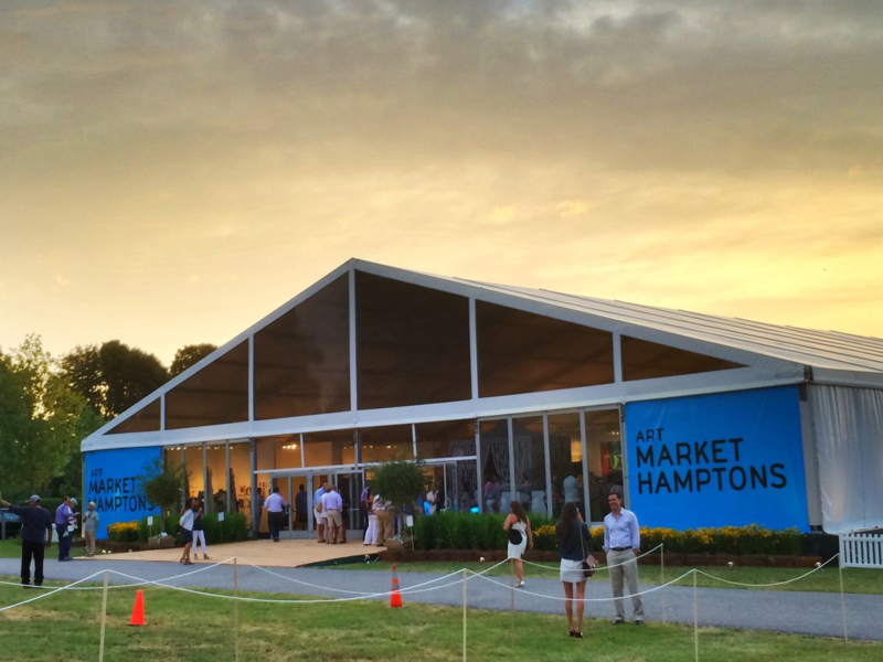 Art Market Hamptons 2014
