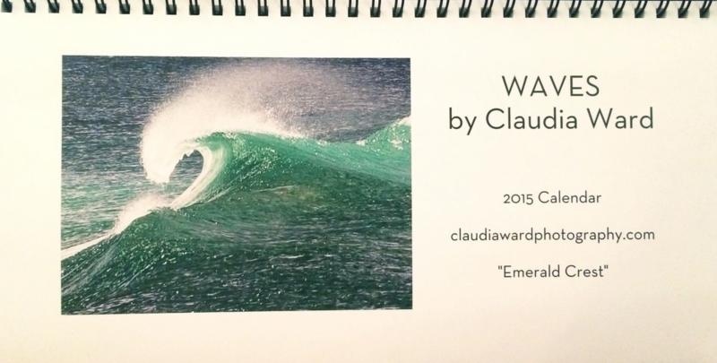 2015 Desk Calendar by Claudia Ward