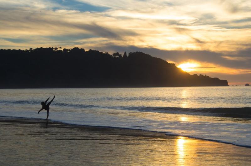Baker Beach Sunset_San_Francisco CA © 2015 Claudia Ward