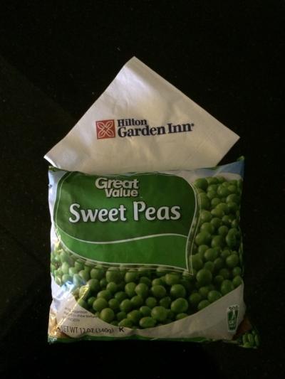 Sweet Peas at the Garden Inn - Fayetteville, NC