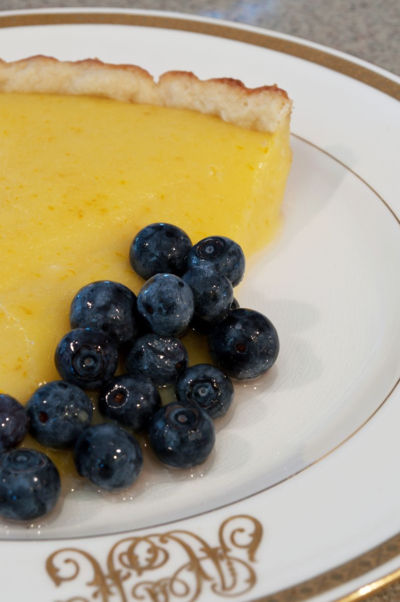 Meyer_Lemon_Tart_© Claudia Ward