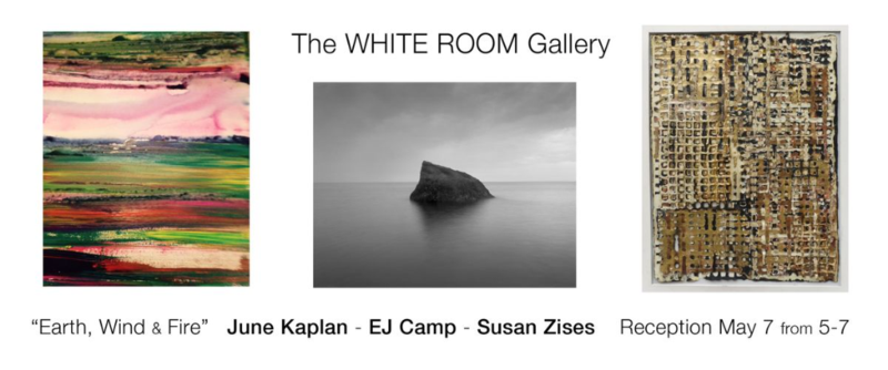 Earth, Wind & Fire Show at The White Room Gallery