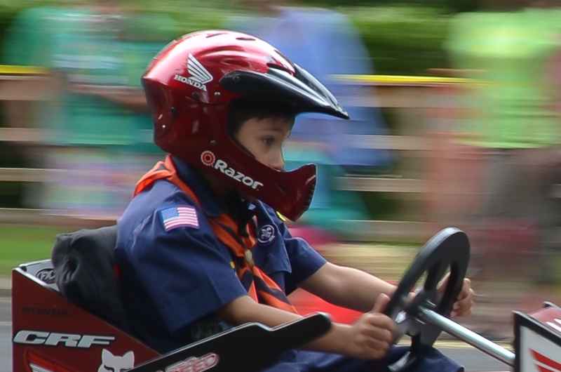 Sag Harbor Soap Box Derby Contender