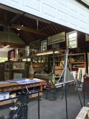 Chuck Seaman Fish Art Studio, Hampton Bays, NY
