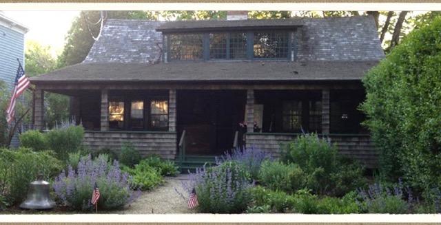 Annie Cooper Boyd House / Sag Harbor Historical Society