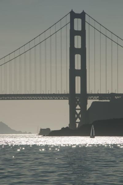 Golden Gate Bridge San Francisco © 2013 Claudia Ward