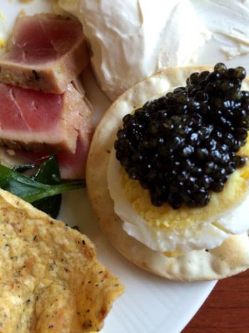 Osetra Caviar Celebration