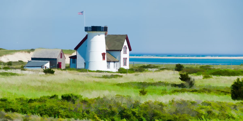 Stage Harbor Lighthouse