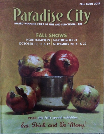 Paradise City Arts Festival Fall Guide 2015