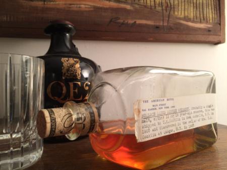 125 year old Scotch