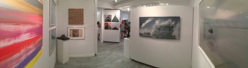 """Sweet Imbalance"" at The White Room Gallery"