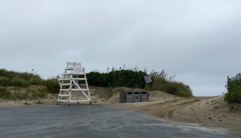 Lifeguards at Sagg Main? © 2016 Claudia Ward
