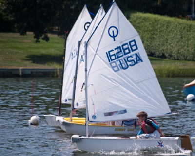 A Summer Sailing School