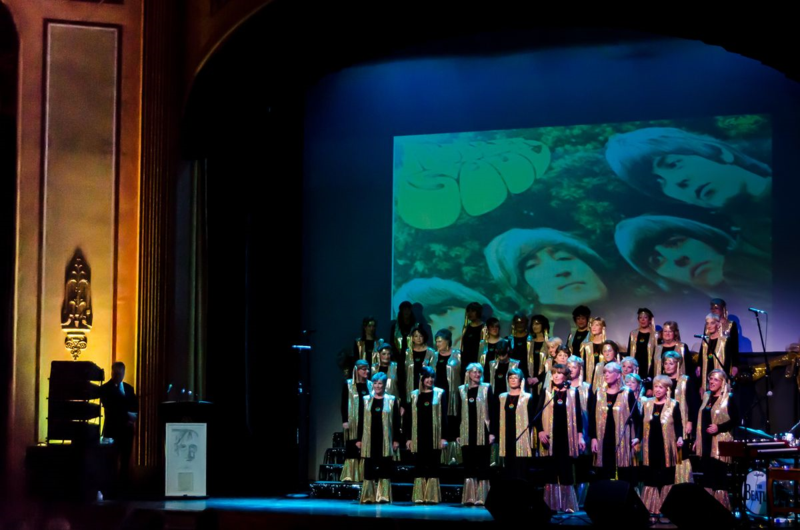 Suffolk Theater - the Long Island Sound Chorus of Sweet Adelines
