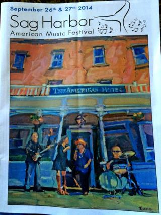 Sag Harbor American Music Festival 2014