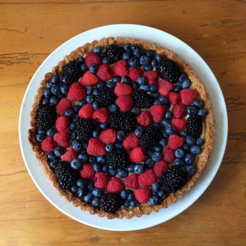Fruit Tart © Claudia Ward