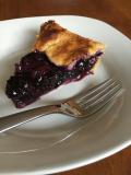Blueberry Lemon Crostata