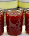 Pickled Strawberry Jam