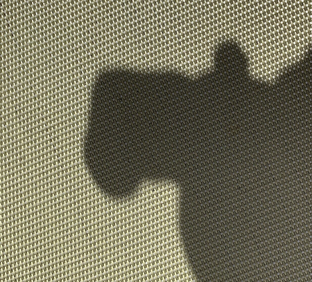 Shadow Puppet Happy Hippo