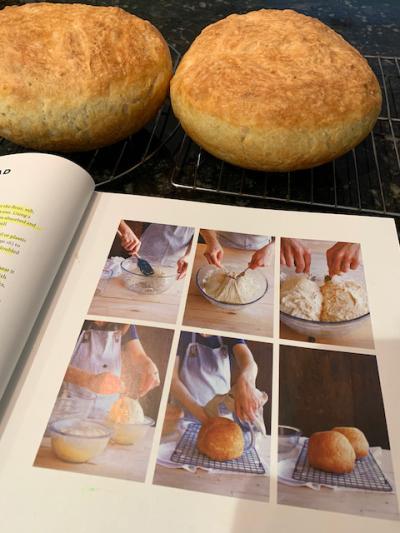 Alexandra Stafford's Peasant Bread